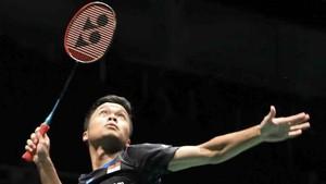 Ginting Susah Payah Lolos ke Babak Kedua Indonesia Open
