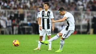 Pirlo Nilai Dybala Minder Main Bersama Ronaldo di Juventus