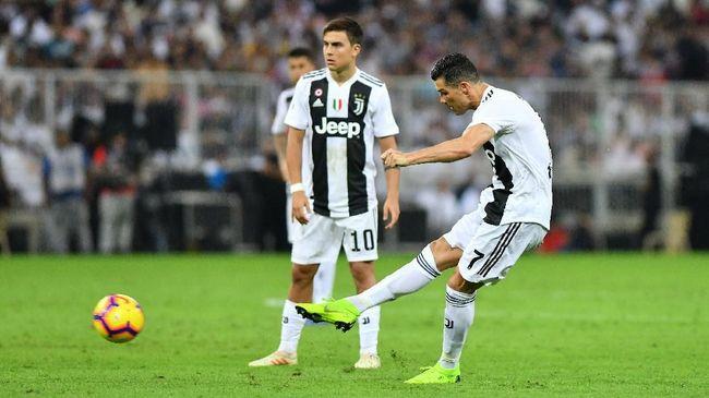 Perkiraan Susunan Pemain Juventus vs Ajax di Liga Champions