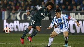 Kalah, Real Madrid Tetap Lolos ke Perempat Final Copa del Rey