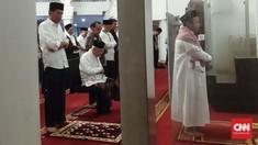 Jokowi- Ma'ruf Menyatakan Siap Debat dengan Prabowo