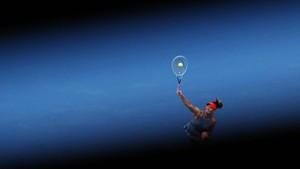 FOTO: Sharapova Taklukkan Wozniacki di Australia Terbuka