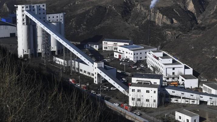 Kecelakaan Shaanxi Picu Harga Batu Bara Tembus US$ 100/ton