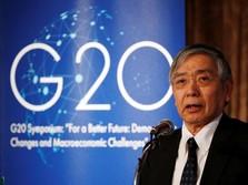 BOJ: Proteksionisme Risiko Terbesar bagi Ekonomi Global