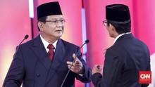 BPN Sebut Prabowo Tak Mau Bikin Malu Jokowi di Debat Perdana