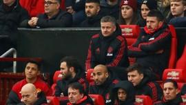 Fan Ungkap Perbedaan Solskjaer-Mourinho di Bangku Cadangan