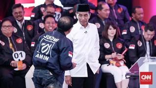 Soal Debat Kedua Jokowi Tak Banyak Komentar