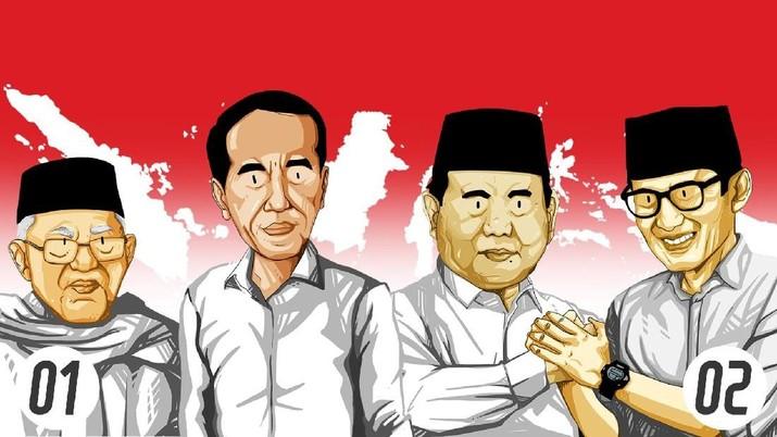 Dari Prabowo Hingga Luhut Mengumpat, Apa Efek Kepada Pemilih?