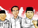 Data Masuk Hampir 59%, Prabowo Tertinggal 10,78 Juta Suara