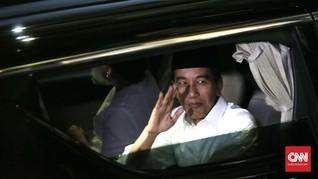 Jokowi Akan Sambut Putra Mahkota Saudi di Istana Bogor
