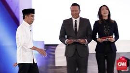 Timses Jokowi Hormati KPU Setop Bocorkan Soal Debat Capres