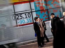 Skandal Bank Global & Corona Eropa Bikin Bursa Asia Merah