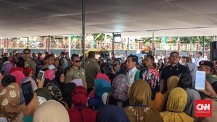 Jokowi Ajak Ibu-ibu Merintis Usaha dari Bawah
