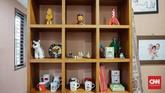 Selain mendapat inspirasi cita-cita, dari Tintin Karina juga dapat banyak ilmu. (CNN Indonesia/Agniya Khoiri)