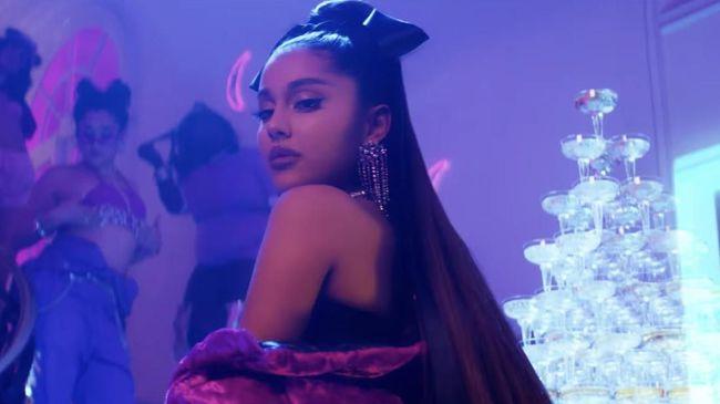 Video 'God Is a Woman' Milik Ariana Grande Dituntut