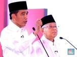 Trans Jawa Sampai Freeport, Ini 5 Senjata Debat Capres Jokowi