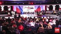Moderator Debat Capres Kedua Ditentukan Besok