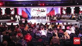 Panelis Serahkan Daftar Soal Debat ke Moderator Siang Ini
