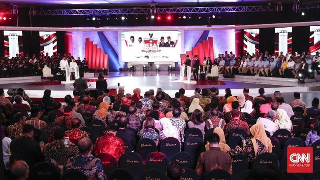Tim Jokowi dan Prabowo Tak Lagi Berhak Usulkan Panelis Debat