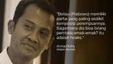Sekjen Perindo, Ahmad Rofiq.