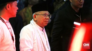 Ma'ruf Amin Gerilya Politik di Kandang Prabowo Sumatra Barat