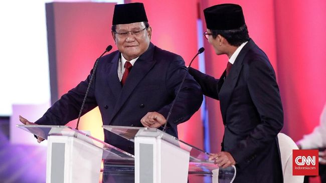 Debat Capres, Prabowo Kuat Retorika, Lemah di Data