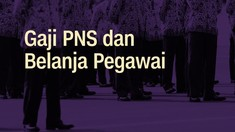 INFOGRAFIS: Fakta Gaji PNS era Jokowi