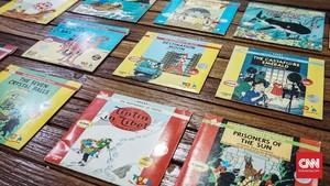 FOTO: Ikut Bertualang ke Dunia Tintin