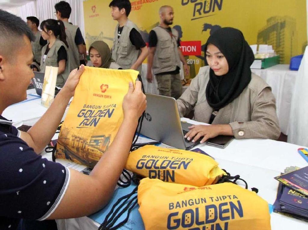 Ribuan Peserta Akan Ramaikan Golden Run 2019