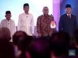 Mengintip Debat Jokowi-Ma'ruf vs Prabowo-Sandi Edisi Pertama