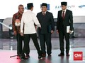Ma'ruf dan Sandiaga Tak Wajib Hadir di Debat Capres Kedua