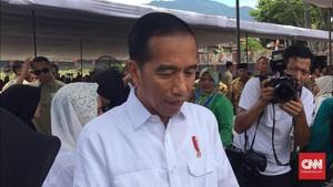 Penjual Sabun Kaget Jokowi Borong Sabun Cuci Rp2 Miliar