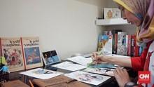 Tintin yang Membawa Karina 'Haji' ke Belgia