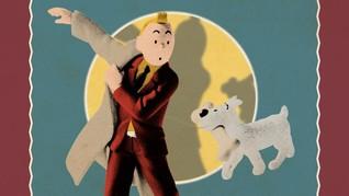 INFOGRAFIS: 5 Tokoh Ikonis Petualangan Tintin