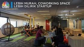 Bisa Tiduran dan Main, Intip Serunya Kerja di Coworking Space