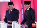 Sandi Disebut Akan hadir di Debat Jokowi-Prabowo