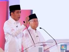 Ini Bocoran Materi Debat Jokowi untuk Lawan Prabowo