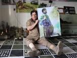 Berkaki Palsu, Pria Irak ini Bertaruh Nyawa Jinakkan Ranjau