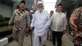 Densus 88 Pantau Sel Tidur Teroris Jelang Hari Bebas Ba'asyir