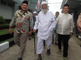 Jejak Radikal Ba'asyir, dari Era Soeharto hingga Jokowi