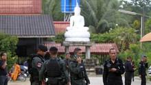 Insiden Penembakan di Kuil Thailand Tewaskan Dua Biksu