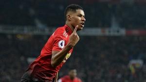 Kalahkan Brighton, Man United Raih Tujuh Kemenangan Beruntun