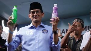 Sandiaga Safari Politik di Bekasi, Karawang, sampai Bandung