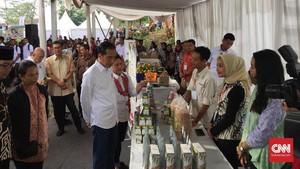 Aksi Jokowi Borong Sabun Rp2 Miliar Dinilai Tak Tepat