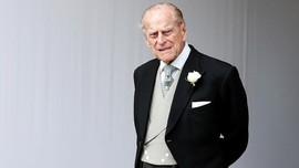 Pasca Kecelakaan, Pangeran Philip Serahkan SIM ke Polisi