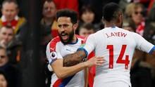 Babak I: Liverpool Tertinggal 0-1 dari Crystal Palace