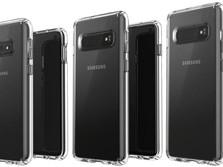 Rilis Februari, Ini Bocoran Ponsel Lipat Samsung Galaxy S10