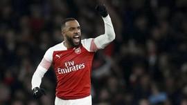 Singkirkan Napoli 3-0, Arsenal Lolos ke Semifinal Liga Europa