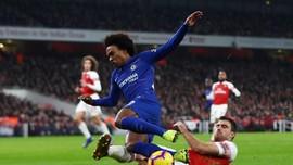 Arsenal Manfaatkan Chelsea yang 'Lupa' Status Laga Derbi