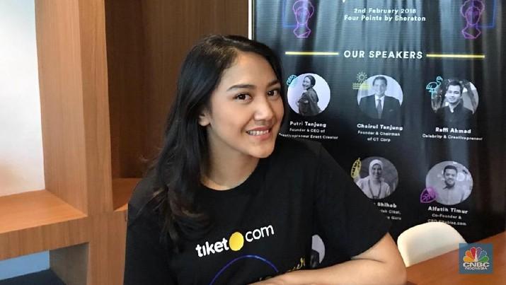Dua Pesan Chairul Tanjung untuk Bangun Jiwa Bisnis Putrinya